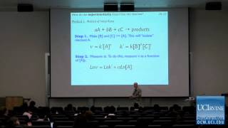 Thermodynamics and Chemical Dynamics 131C. Lecture 20. The Integrated Rate Law.