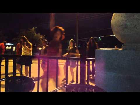 RC Durr Zumba flash mob @ Rio (видео)