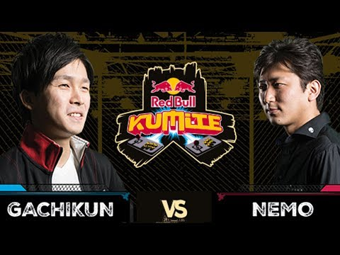 Red Bull Kumite 2017: Gachikun vs Nemo | Winners Grand Final