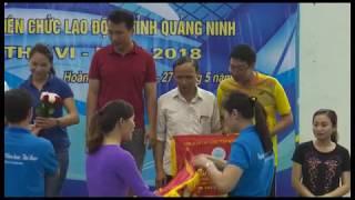 Ngày hội Văn hoá, Thể thao CNVC LĐ 2018 cụm Hoành Bồ