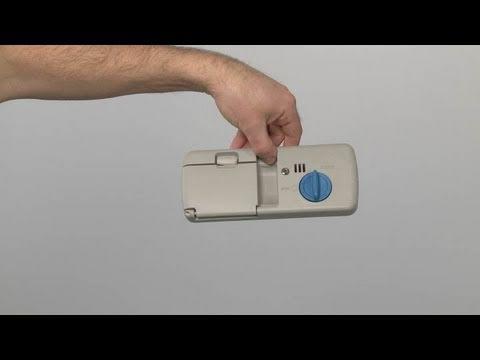 Detergent Dispenser Replacement (part #8193920) – KitchenAid Dishwasher Repair