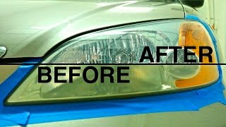 Video How to Fix Foggy Headlights: 3 Different Methods MP3, 3GP, MP4, WEBM, AVI, FLV Juni 2019
