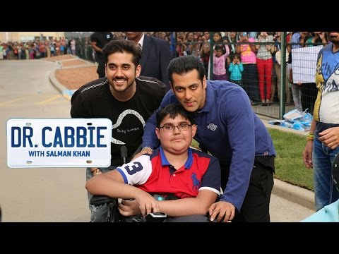 SALMAN - When Mr. Salman Khan visits the city of Toronto after 8 years to launch the music of his first international production Dr. Cabbie, madness and hysteria is sure to ensue. In this FIlmicafe...