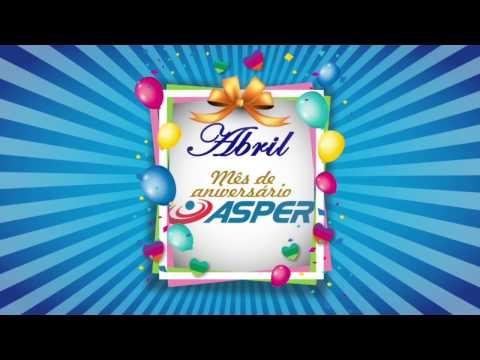 Aniversário de 6 anos ASPER