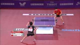 Table Tennis Highlights, Video - 2013 WTTC MS-R16: Koki Niwa - Ma Long (full match|short form)