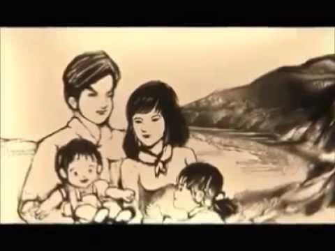 感人的影片<用沙畫帶出一個男人的一生>