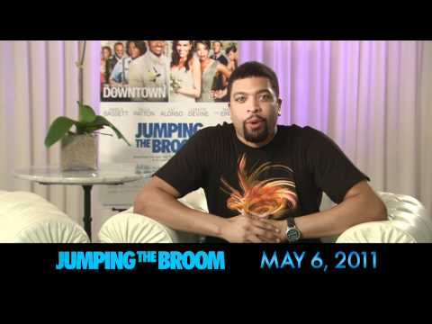 JUMPING THE BROOM'S DeRay Davis wants to know how YOU Jump Over Drama