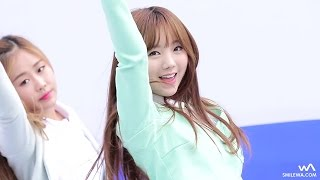 Download Lagu 160320 러블리즈(Lovelyz) 케이 - 안녕 (Hi~) @서울국제마라톤 직캠/Fancam by -wA- Mp3