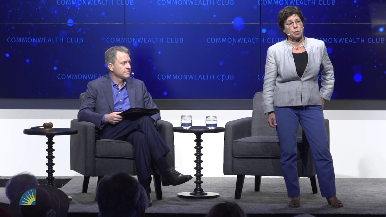Dr. Victoria Sweet at the Commonwealth Club