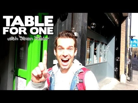 Table For One – Simon Feilder – Episode 2