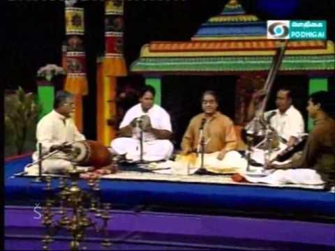 Devi Meenanethri – Shankarabharanam – Madurai Shri. T.N.S.
