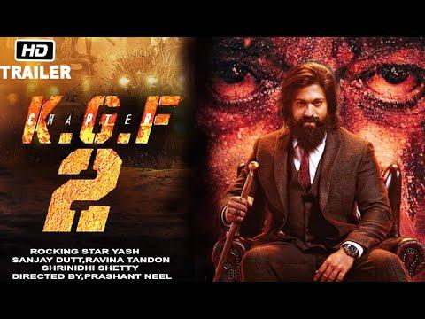 KGF 2 Official Trailer 41Interesting facts|Rocking Star Yash|Sanjay Dutt|Srinidhi Shetty|Prasanth N