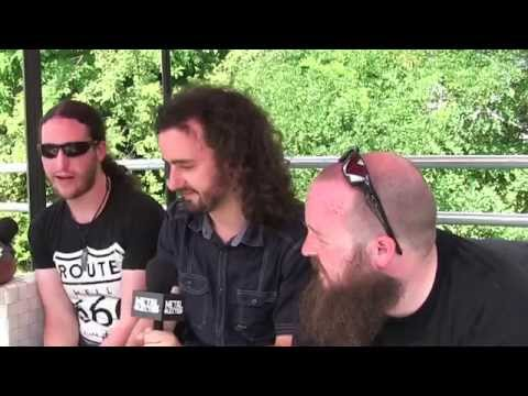 ALESTORM on The Difference Between Partying & Alcoholism at Heavy MTL | Metal Injection