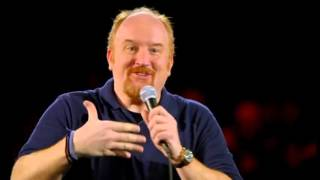 LOUIS CK ON DATING