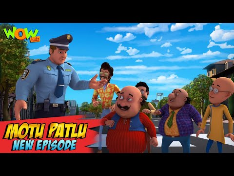 Motu Patlu New Episodes 2021 | Curfew In Berlin | Funny Stories | Wow Kidz