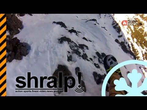 Snowboarding slams, falls and fails, FWT Kirkwood 2013 – shralp #209