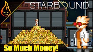 "In this episode, we take a look at an update to my old video ""Starbound 1.0 How to Fly and Get Rich"" and I teach you how to make ..."