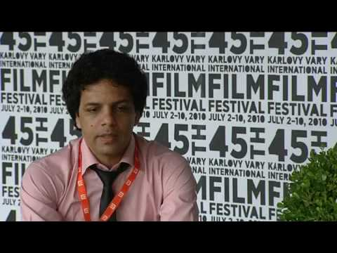 Boriboj - Iranian director Zamani Esmati talks about his film The Orion at the Karlovy Vary IFF in the Czech Republic in July 2010.