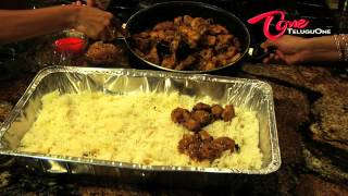 Telugu Ruchi - How to make Chicken Biryani with Easy Steps ?