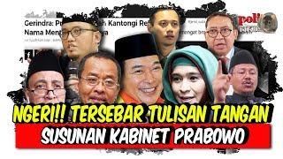 Video Ng3ri!!! Referensi Nama Nama Di Kabinet Prabowo, Kalau Menang MP3, 3GP, MP4, WEBM, AVI, FLV Februari 2019