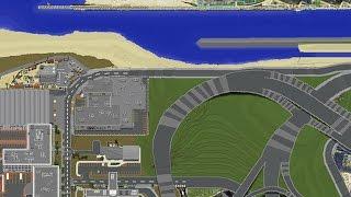 GTA 5 in Minecraft #40   Beachline + Terrain