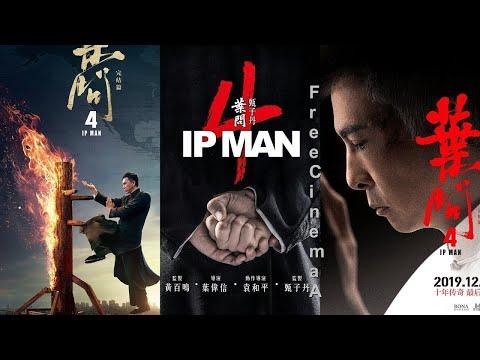 IP Man 4  (2019) - Scott Adkins | Donnie Yen | Kwok - Kwan Chan | New  Action Movie 1080p