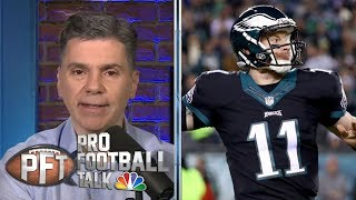 Coaches calling out NFL stars Wentz, Mariota, Norman & Xavier | Pro Football Talk | NBC Sports