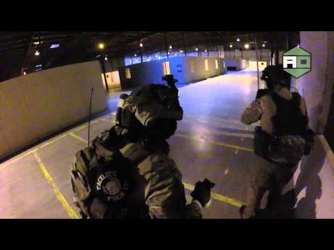 AirsoftObsessed1 - Airsoft Obsessed Dave rocks his new Elite Force m27IAR on his visit to Gamepod Combat Zone with his L10 team mates for some intense CQB action. Subscribe to ...