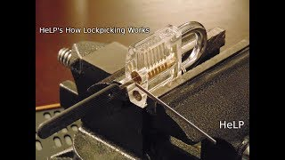 Video [30] Closeup On How Lock Picking Works MP3, 3GP, MP4, WEBM, AVI, FLV Desember 2018
