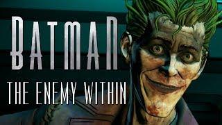 BATMAN: THE ENEMY WITHIN • #21 - Jokers Versteck | Let's Play