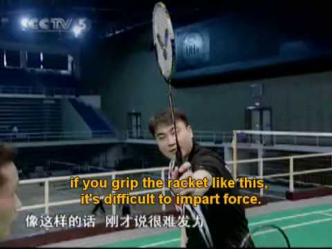 Badminton – Instruction CCTV Episode 1 (Part 1/2)