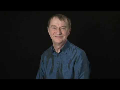 Forfatter og storyteller Jens Peter Madsen fortæller historien om da han fik sine egne høns.