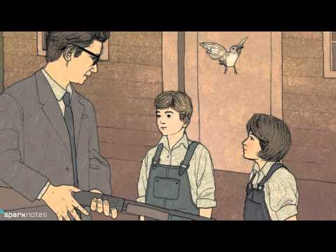 To Kill A Mockingbird - Check out Harper Lee's To Kill a Mockingbird Video SparkNote: Quick and easy To Kill a Mockingbird synopsis, analysis, and discussion of major characters and...