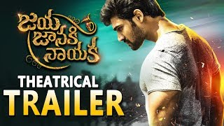 Jaya Janaki Naayaka Official Trailer