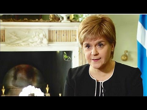 Δεύτερο δημοψήφισμα για ανεξαρτησία ζητάει η Σκωτία