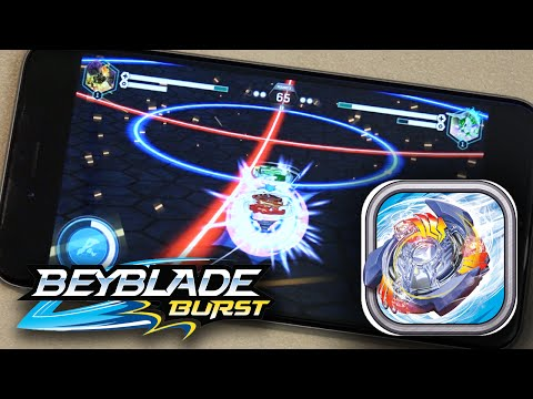 Beyblade Burst Game
