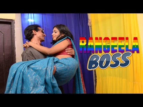 Boss Romance With Employee wife Latest Comedy Short Film