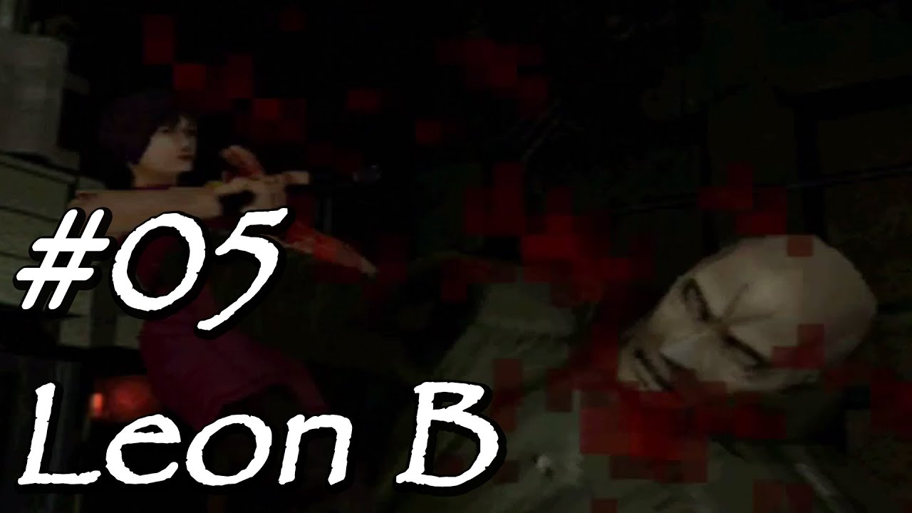 [Let's Play] Resident Evil 2 (Leon B) – 05 – Das Labor im Untergrund