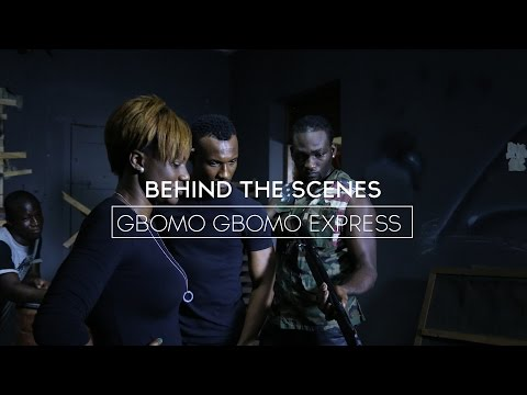 BEHIND THE SCENES - Gbomo Gbomo Express