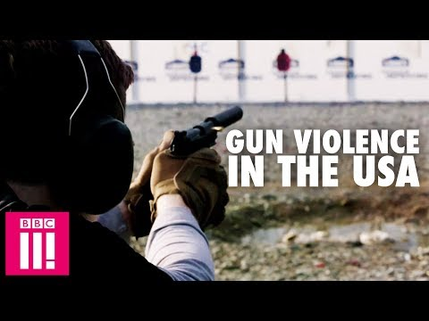 Gun Violence In America: One Deadly Weekend