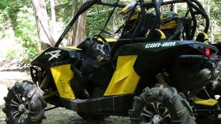 8. Introducing the 2014 Can-Am Maverick X mr