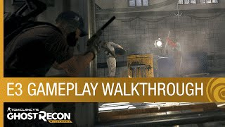 Tom Clancy's Ghost Recon Wildlands: El Pozolero Takedown Mission | Gameplay | Ubisoft [NA]