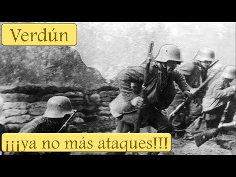 """Mis videos: """"Batalla de Verdún (1916): Una forma mediocre de combatir."""""""