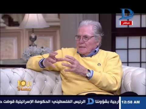 شاهد- أول تعليق من حسين فهمي على قضية الحكم بخلعه