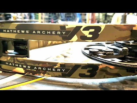Mathews V3 REVIEW and SPEED TEST!