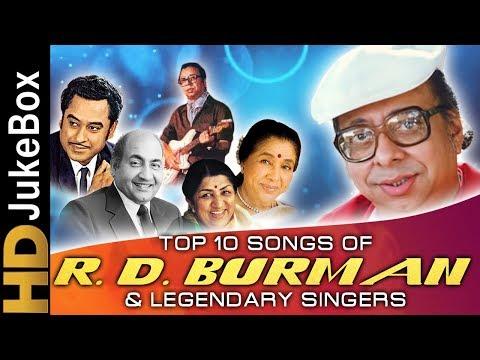 Download Top 10 Songs of R.D. Burman & Legendary Singers | Kishore Kumar, Lata Mangeshkar, Mohammed Rafi hd file 3gp hd mp4 download videos