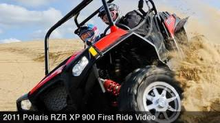 9. MotoUSA: 2011 Polaris RZR XP 900 First Ride
