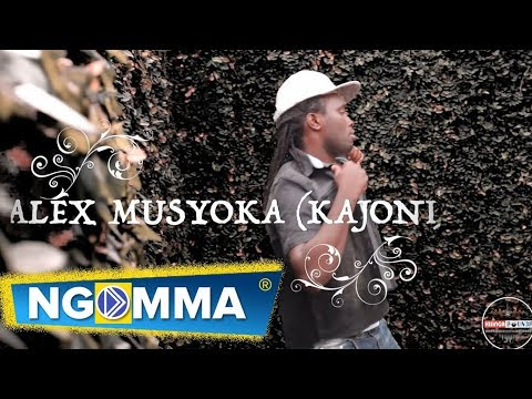 Alex Musyoka Kajoni-shabikisyakwa(official Video)