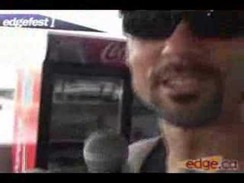 Martin Streek at Edgefest (видео)