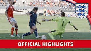 Subscribe to FATV: http://bit.ly/FATVSub Jordan Nobbs, Fran Kirby & Jodie Taylor (x2) all got on the score sheet as the Lionesses...